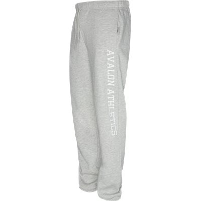 Boca Sweatpants Regular | Boca Sweatpants | Grå